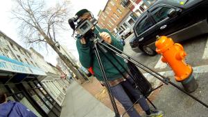 Bryan Bello camera man.
